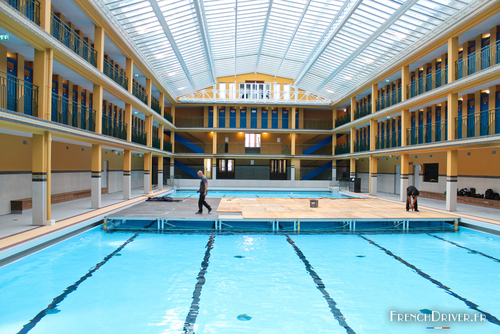 Molitor paris renaissance d 39 un lieu mythique avis for Club piscine lasalle