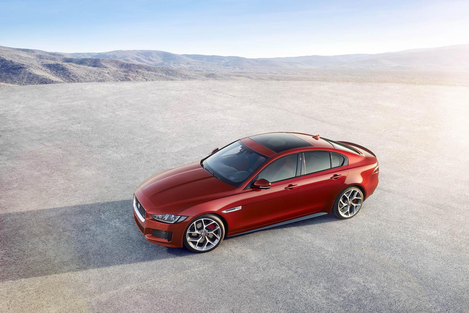 Nouvelle Jaguar XE (2015) : présentation officielle - French Driver