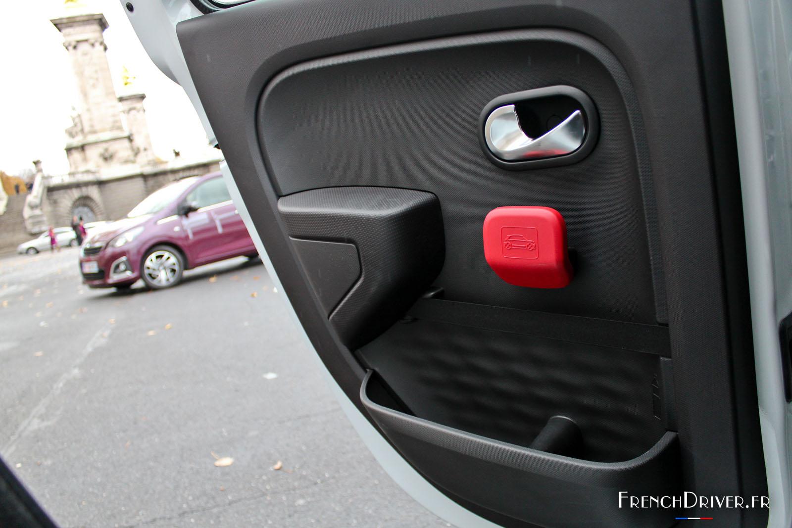 essai de la nouvelle renault twingo 3 french driver. Black Bedroom Furniture Sets. Home Design Ideas