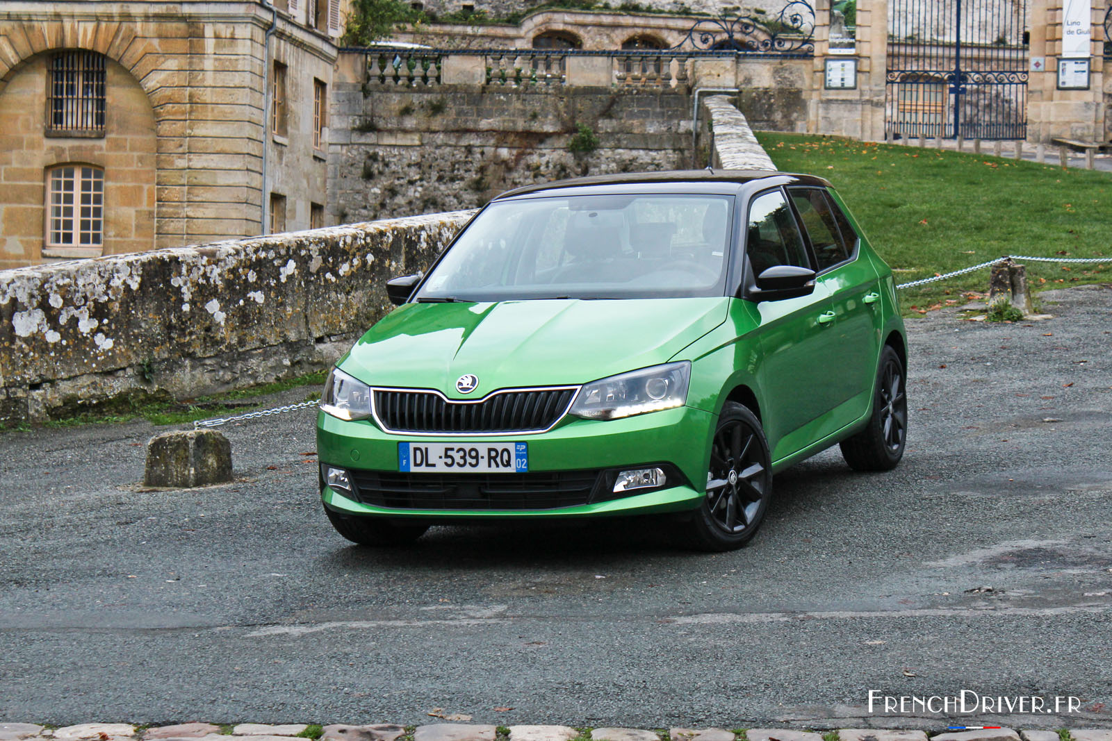 essai de la nouvelle skoda fabia 3 french driver. Black Bedroom Furniture Sets. Home Design Ideas