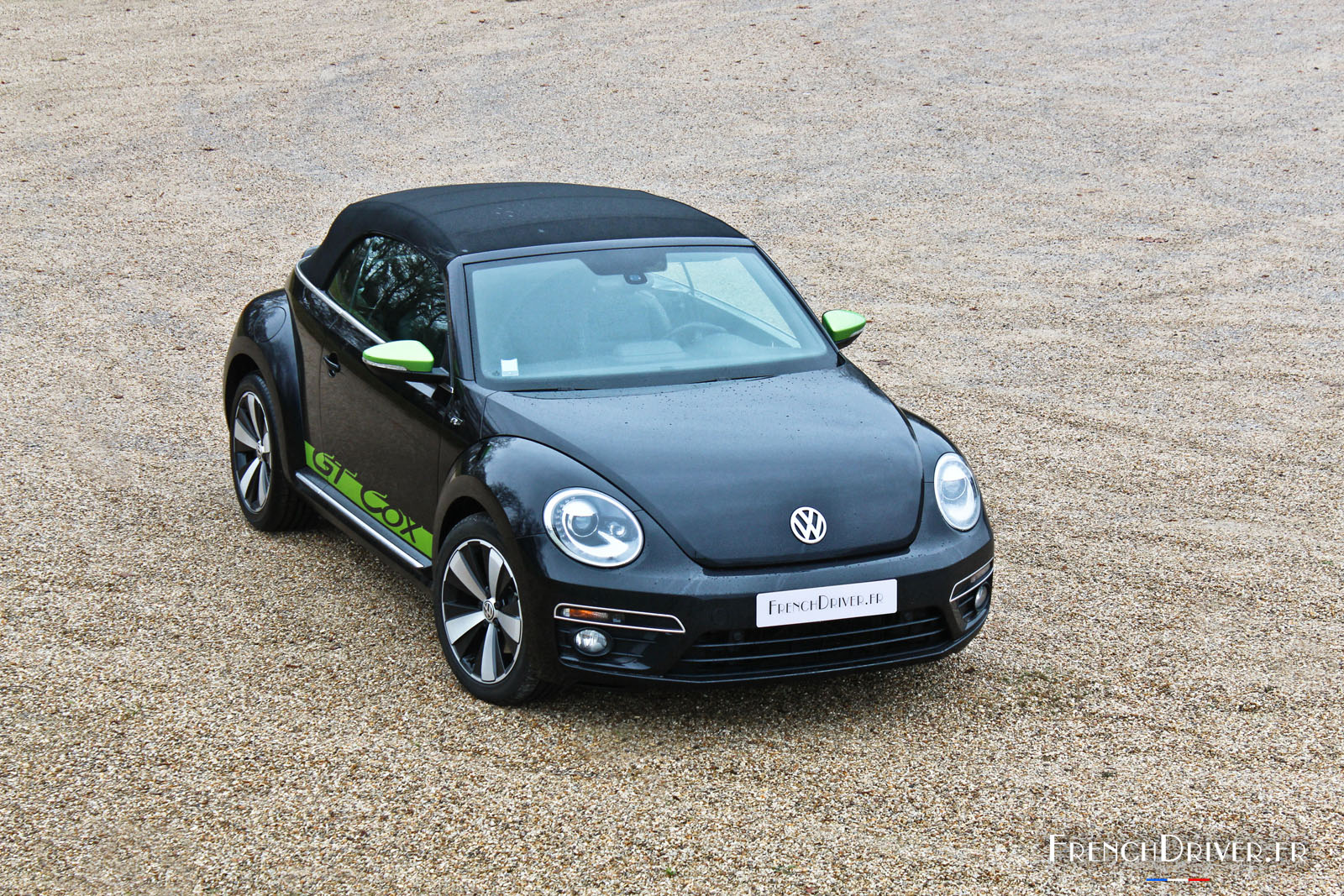coccinelle cabriolet gt