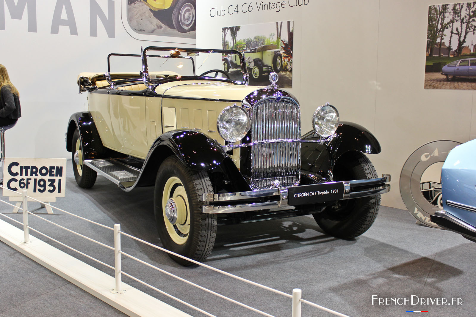 Salon retromobile porte de versailles pau 31 for Porte de versailles salon des vignerons independants 2015