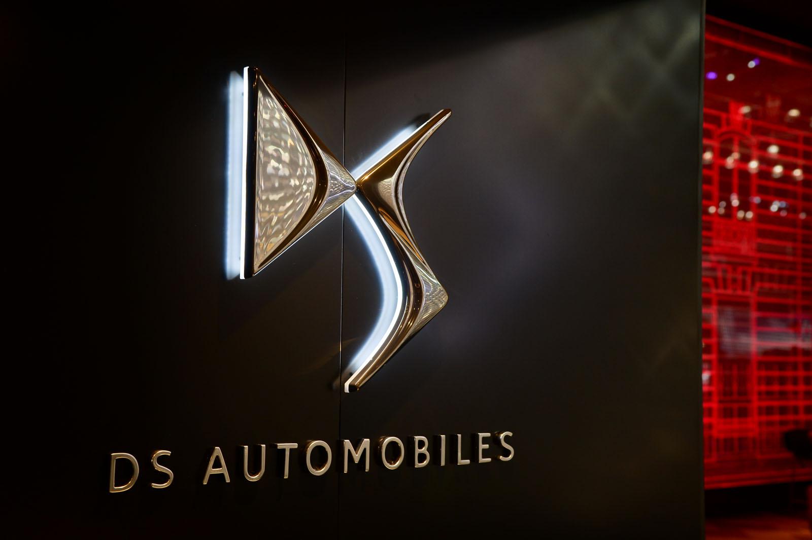 Ds Automobiles Au Salon De Gen 232 Ve 2015 L Esprit D Avant