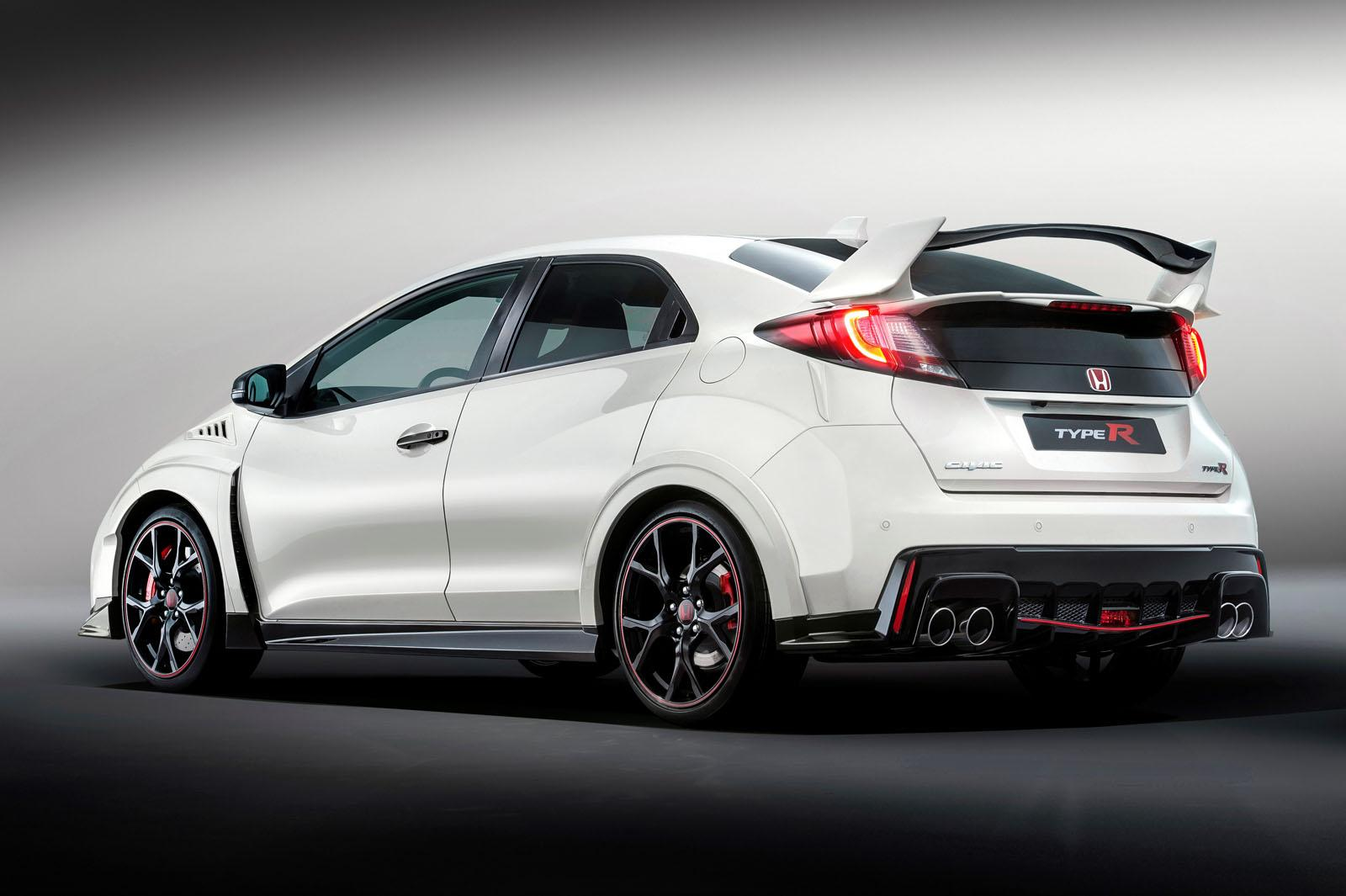 honda civic type r nouvelle reine du n rburgring french driver. Black Bedroom Furniture Sets. Home Design Ideas