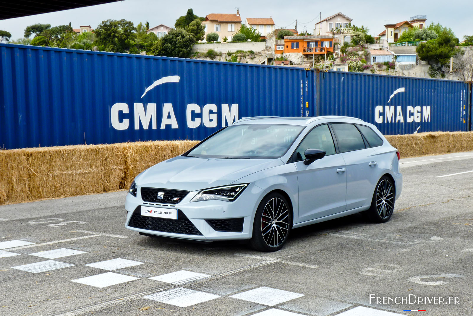 essai de la seat leon st cupra french driver. Black Bedroom Furniture Sets. Home Design Ideas