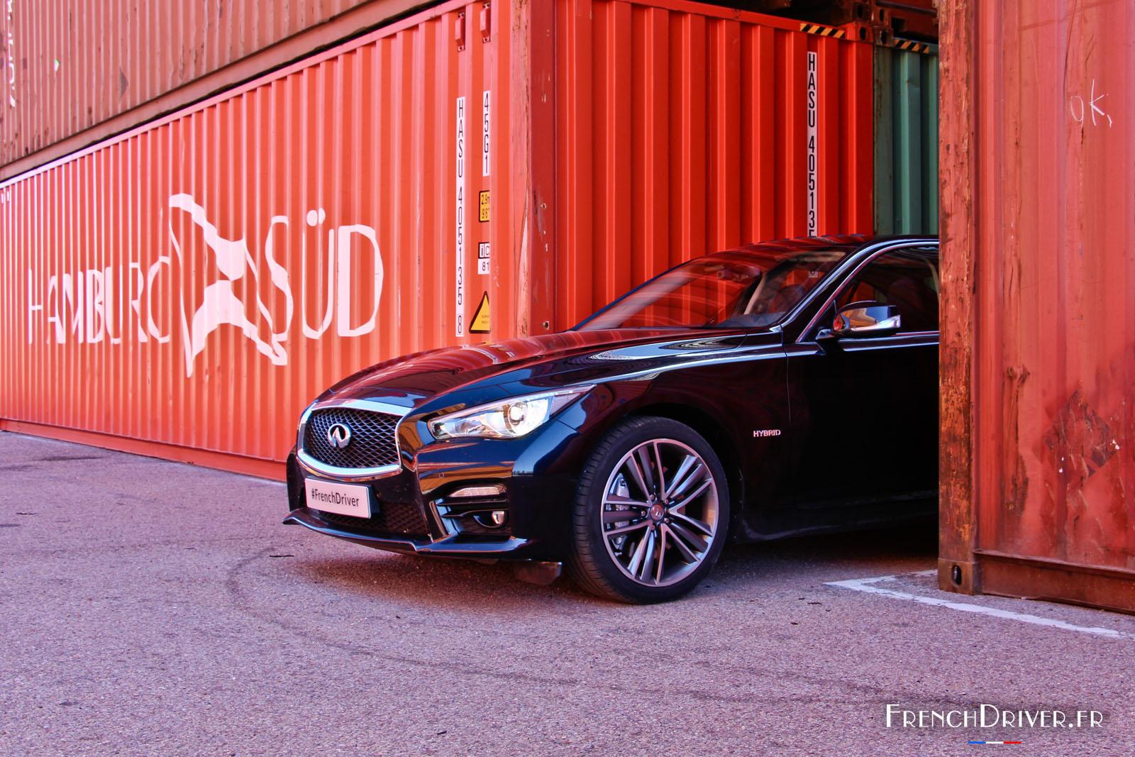 Photo essai infiniti q50 sport hybrid awd 3 5l v6 364 ch 2015