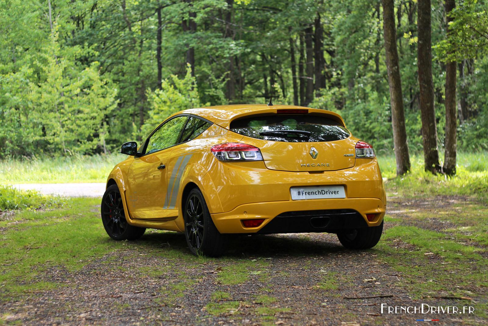 Essai de la Renault Mégane R.S. 275 Trophy : l'adieu ...
