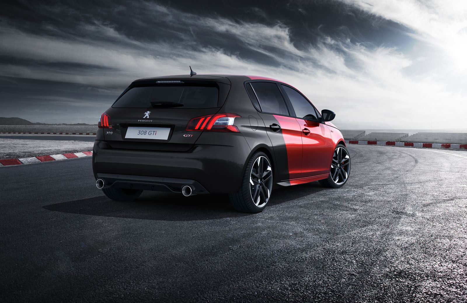 nouvelle peugeot 308 gti chronique d 39 un succ s annonc french driver. Black Bedroom Furniture Sets. Home Design Ideas