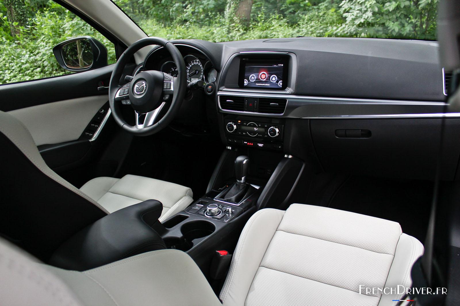 Essai Du Nouveau Mazda Cx 5 La Force Tranquille French