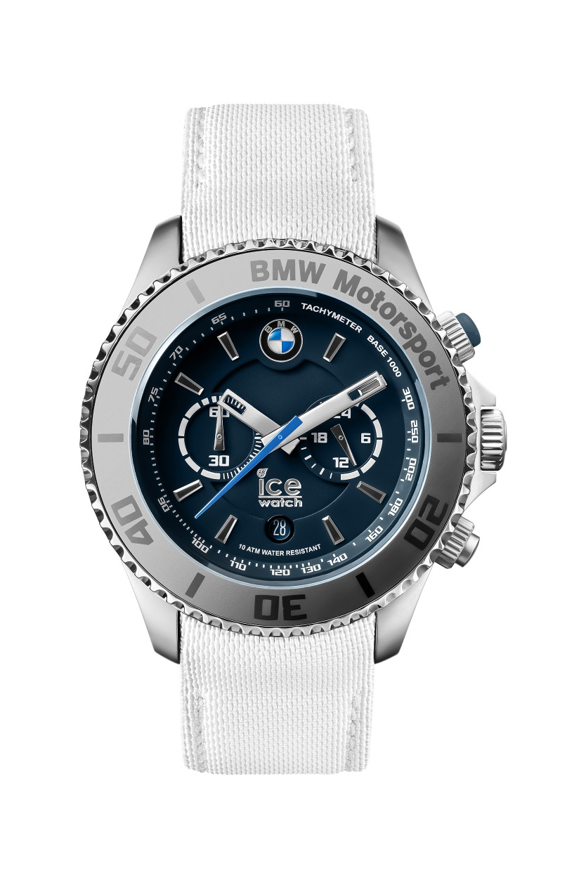 nouvelle collection ice watch bmw motorsport steel french driver. Black Bedroom Furniture Sets. Home Design Ideas