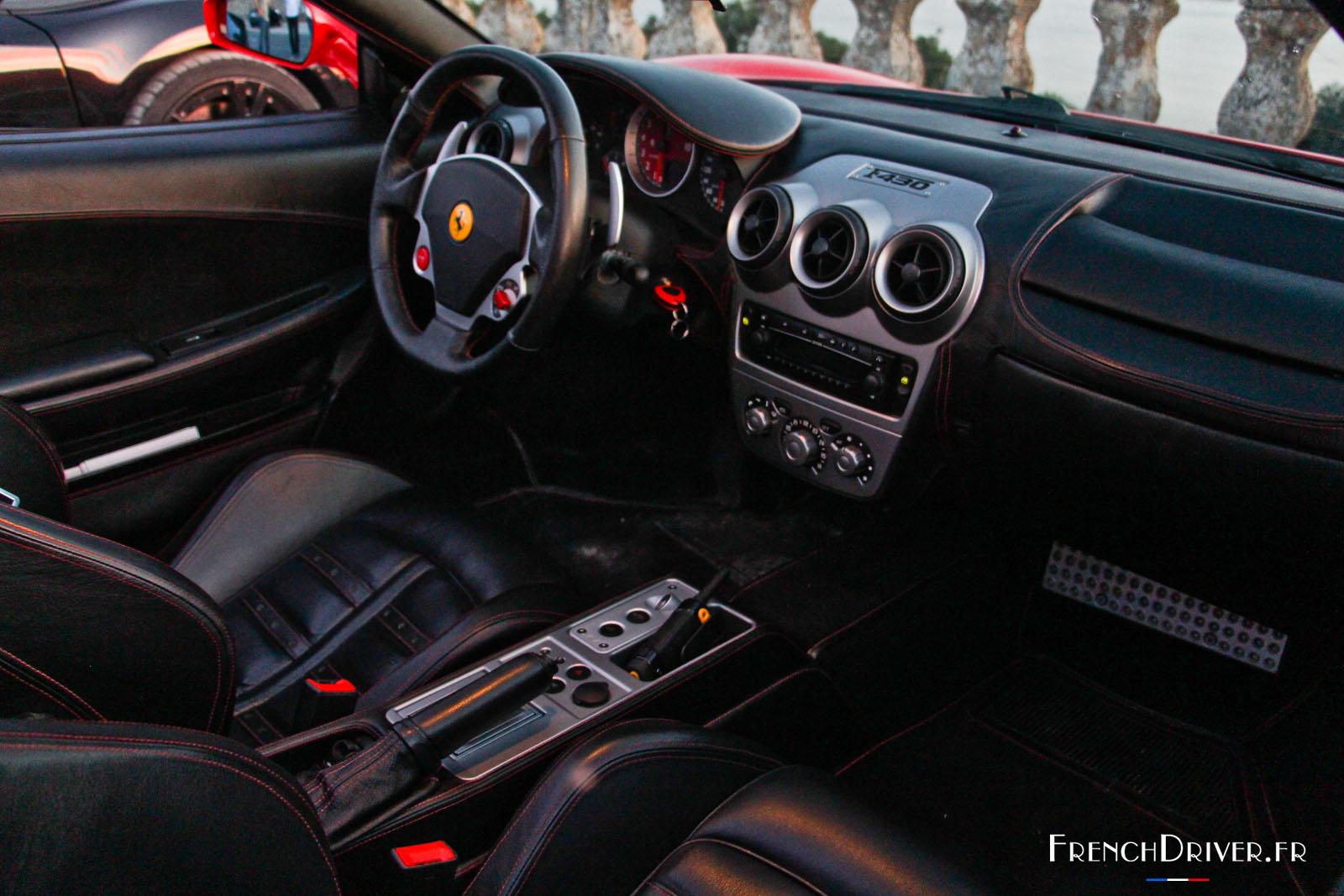Ferrari 2016 Pret >> Essai de la Ferrari F430 Spider : immortelle - French Driver