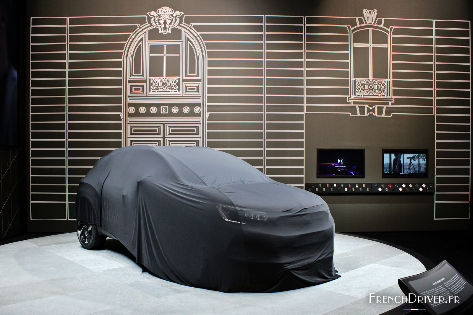 ds automobiles au salon de francfort 2015 french driver. Black Bedroom Furniture Sets. Home Design Ideas