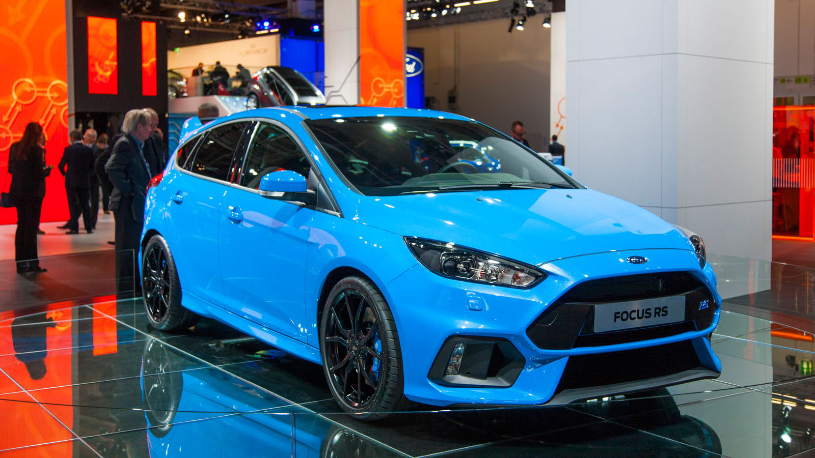 nouvelle ford focus rs un 0 100 km h en 4 7 secondes french driver. Black Bedroom Furniture Sets. Home Design Ideas