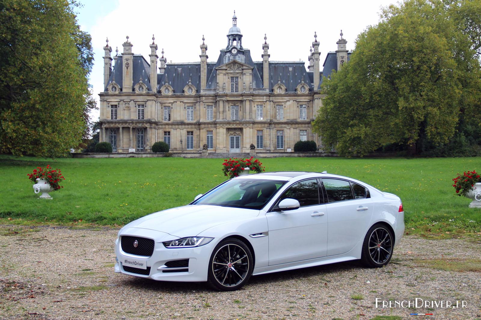 essai de la jaguar xe r sport 200 ch dynamisme f lin l gance britannique french driver. Black Bedroom Furniture Sets. Home Design Ideas