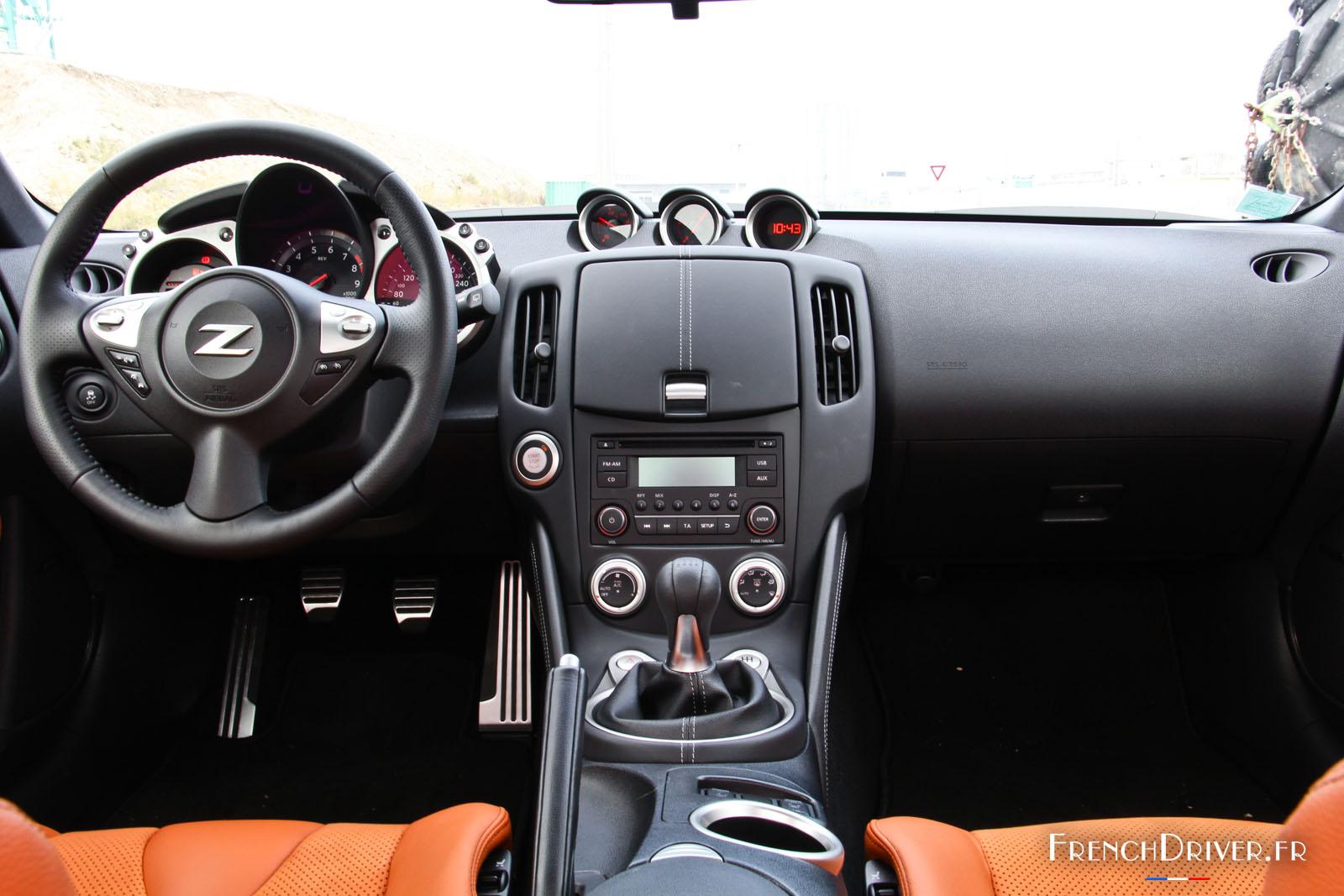 Essai De La Nissan 370z Le Plaisir Avant Tout French Driver