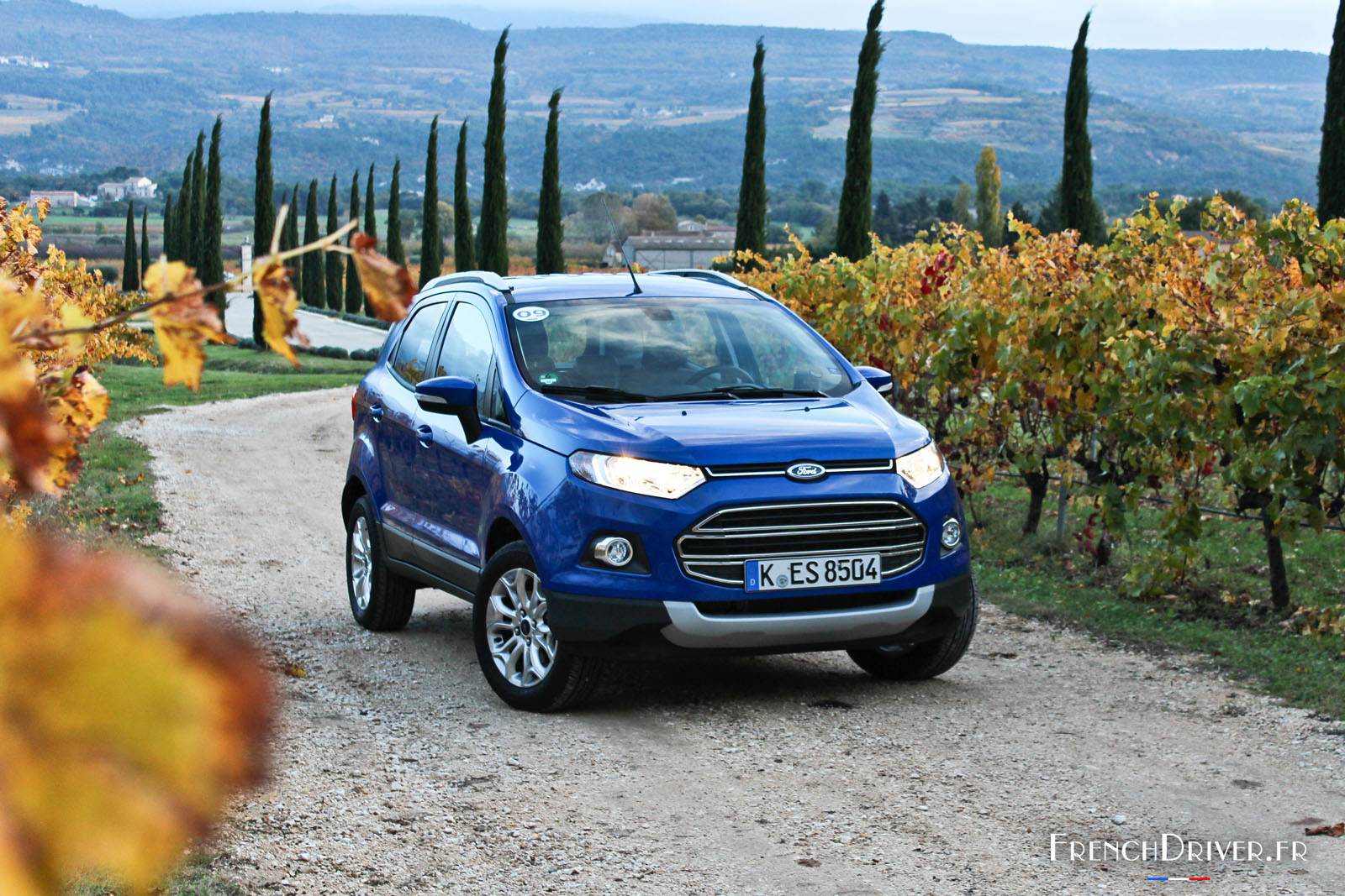 Essai Du Ford Ecosport L Outsider Des Petits Crossovers French Driver