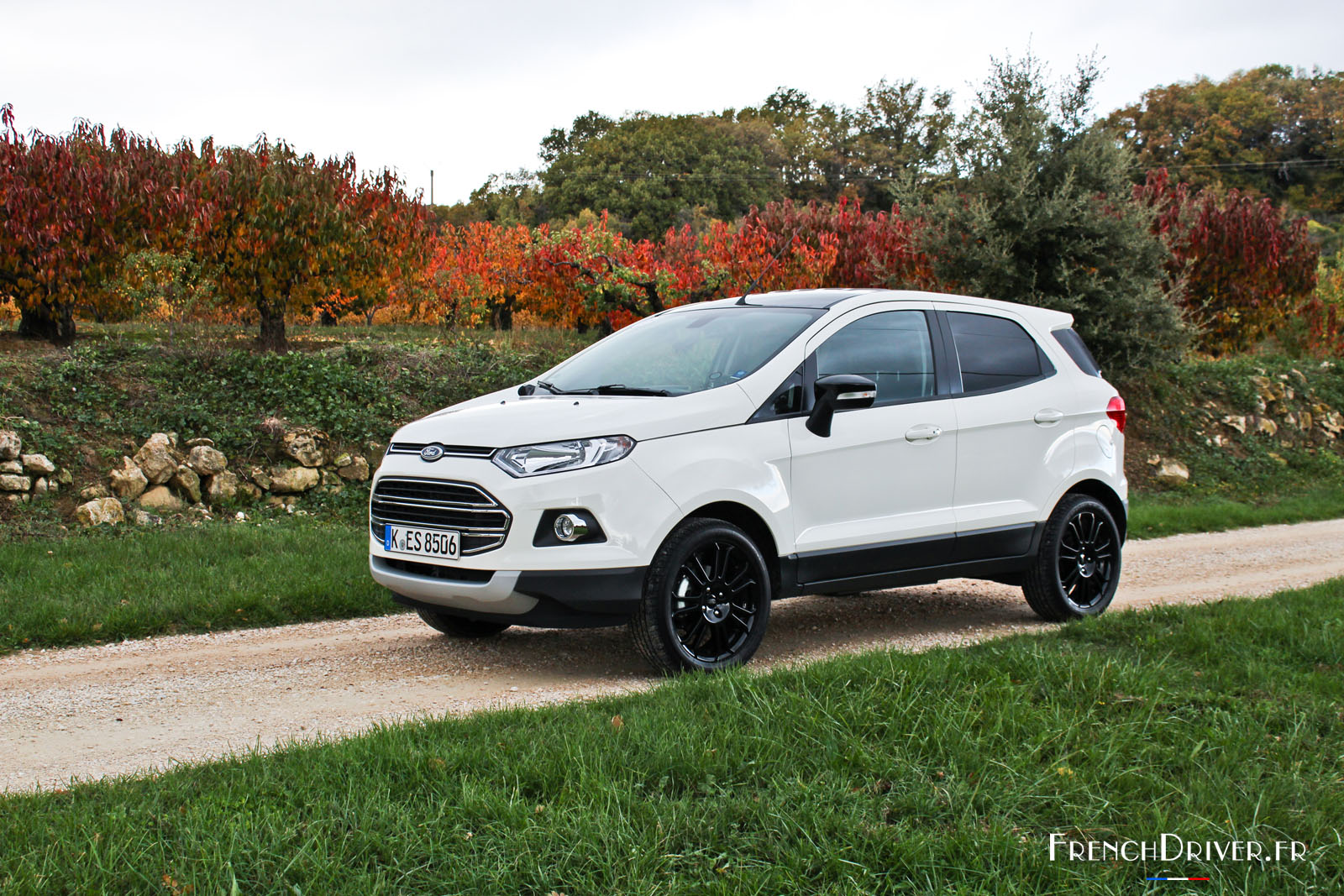 essai du ford ecosport l 39 outsider des petits crossovers french driver. Black Bedroom Furniture Sets. Home Design Ideas