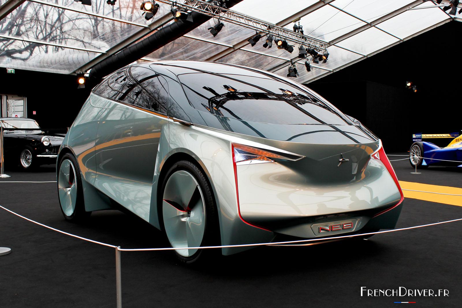 Concept Cars Paris Les Invalides Porsche