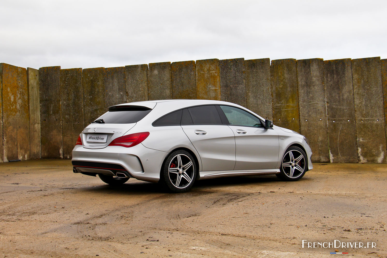 essai de la mercedes cla shooting brake l 39 alliance de deux philosophies antinomiques french