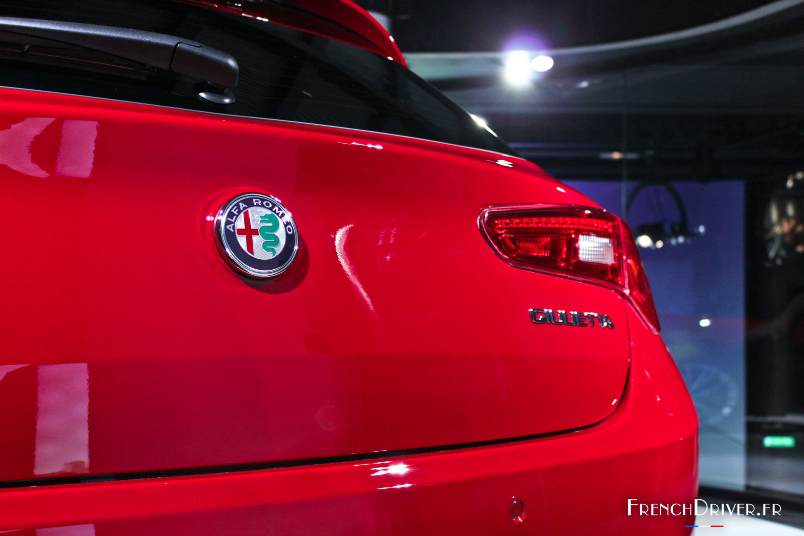 nouvelle alfa romeo giulietta 2016 l ger lifting french driver. Black Bedroom Furniture Sets. Home Design Ideas