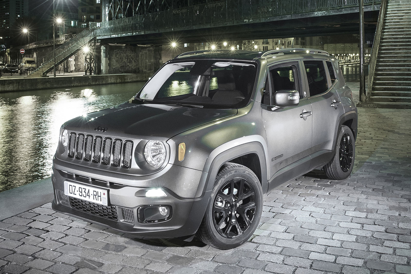 jeep renegade brooklyn edition inspir par l 39 esprit new yorkais french driver. Black Bedroom Furniture Sets. Home Design Ideas