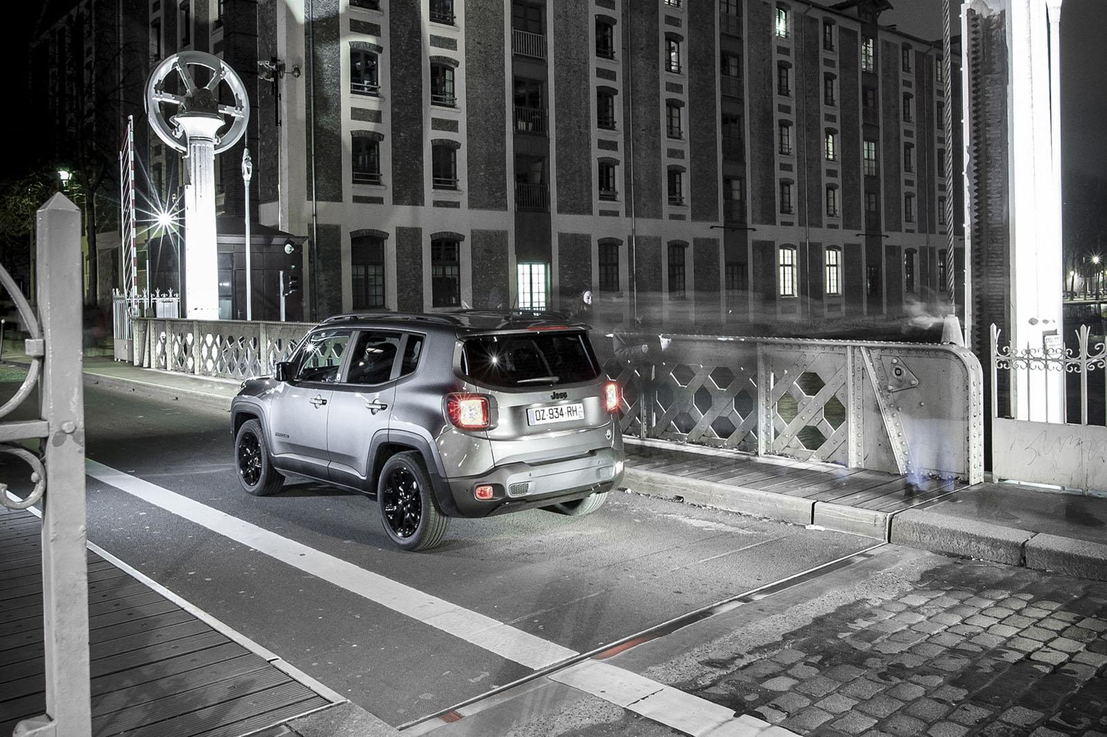 jeep renegade brooklyn edition : inspiré par l'esprit new-yorkais