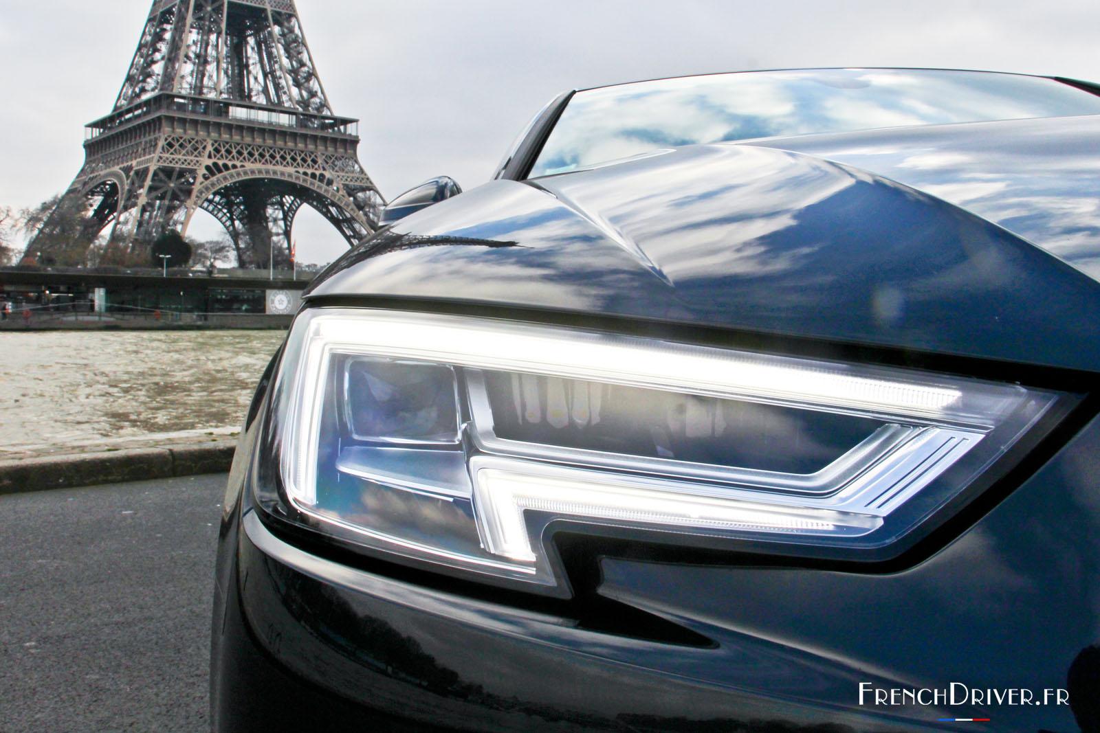 Essai De La Nouvelle Audi A4 Le Plaisir Automobile