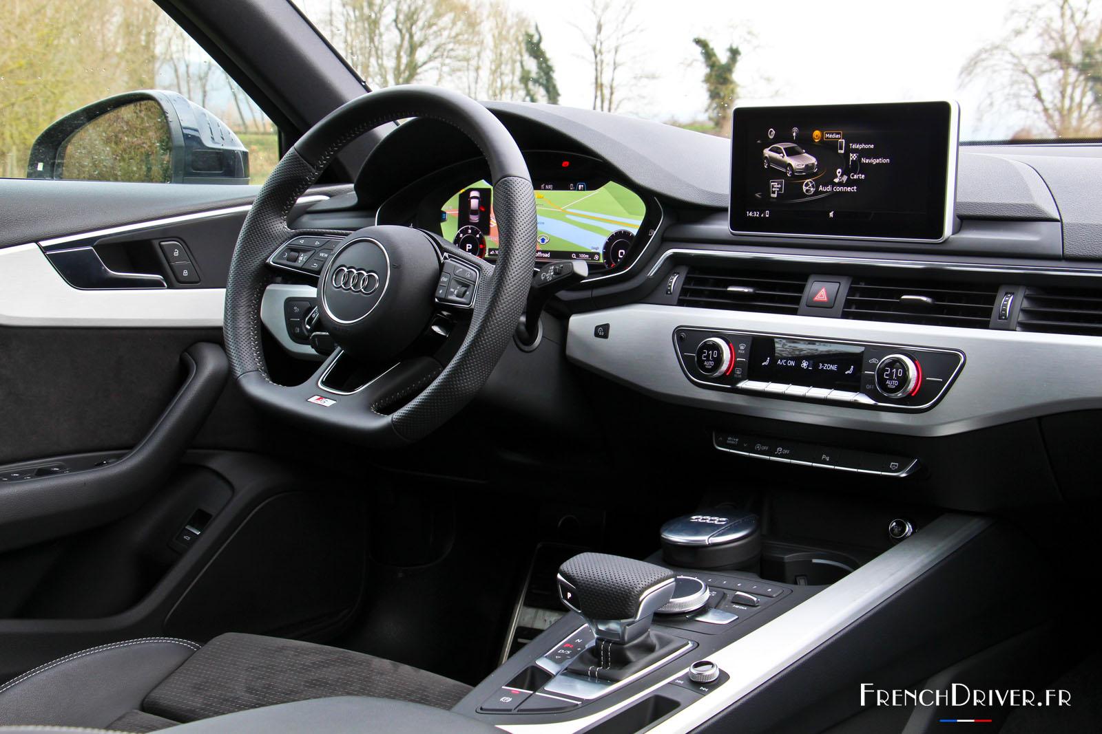 essai de la nouvelle audi a4 le plaisir automobile volue french driver. Black Bedroom Furniture Sets. Home Design Ideas