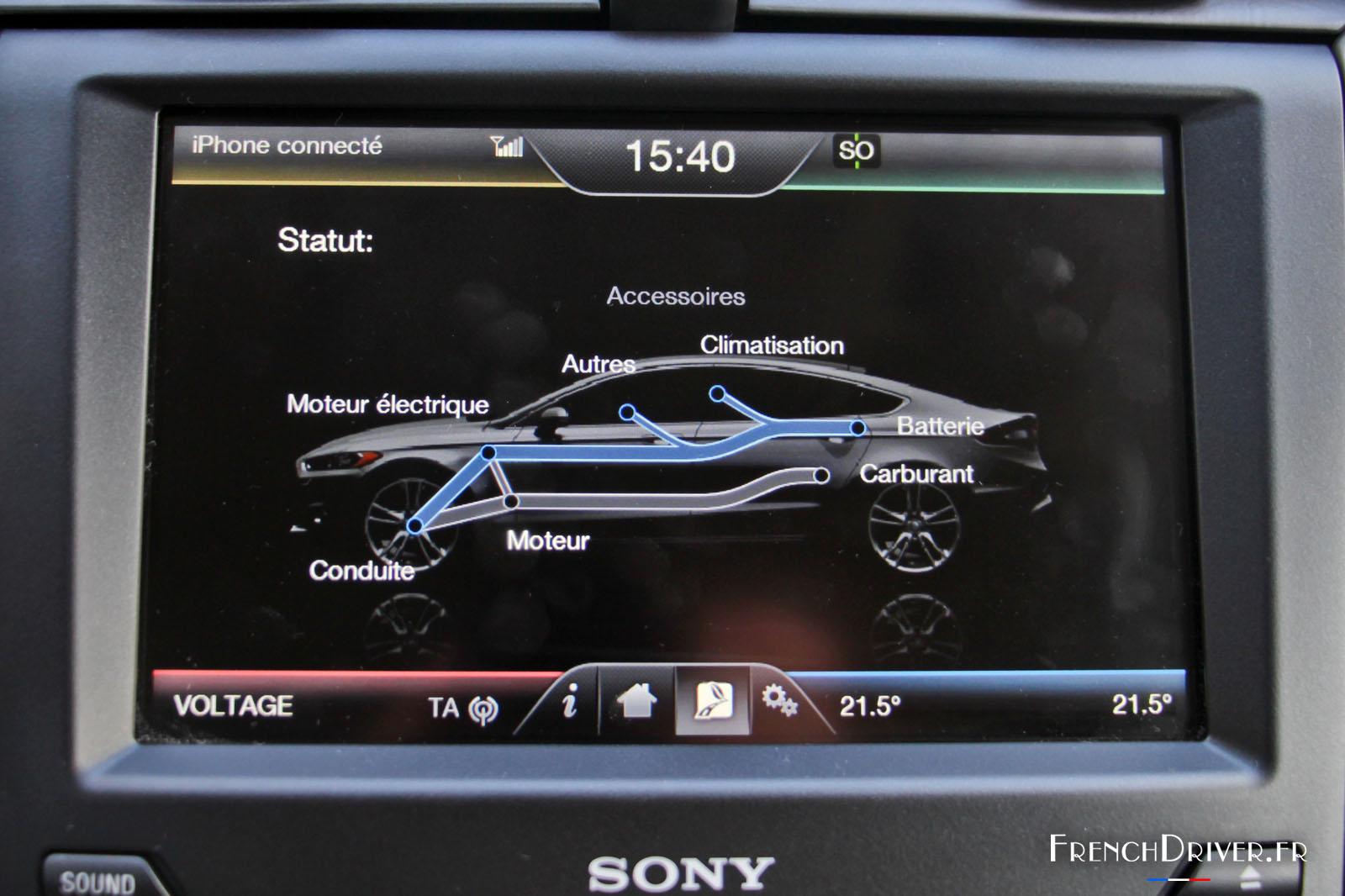 Essai De La Ford Mondeo Vignale Hybrid Routi 232 Re Des