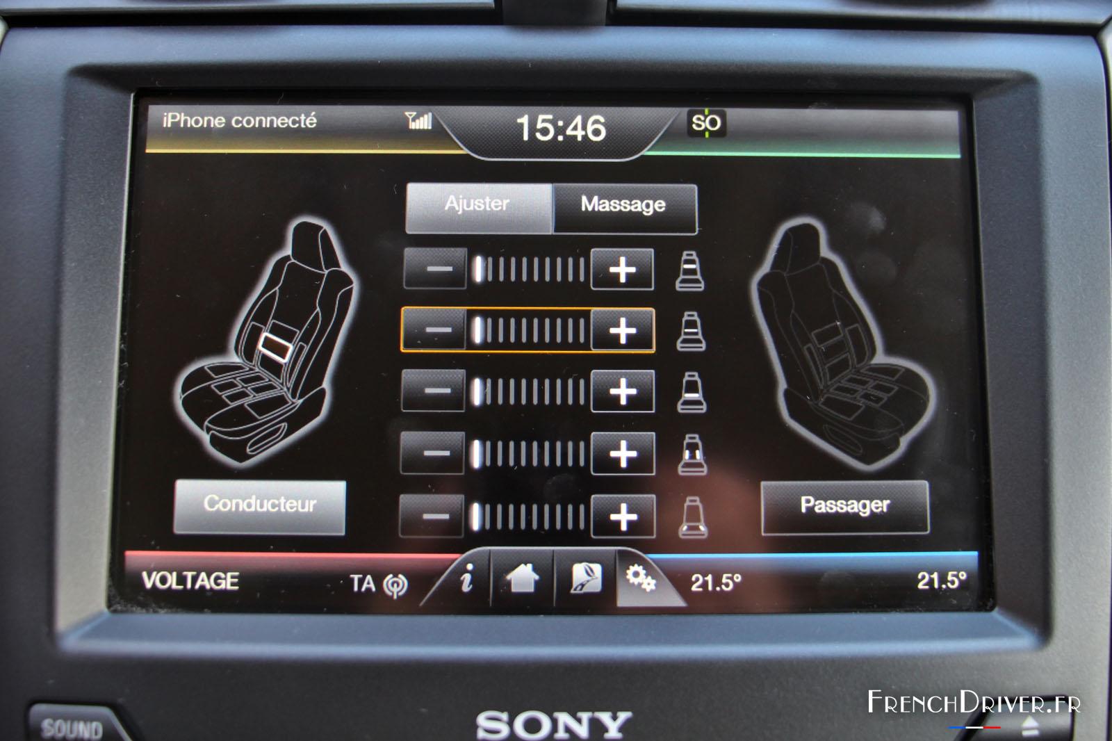 Ferrari 2016 Pret >> Essai de la Ford Mondeo Vignale Hybrid : routière des villes - French Driver