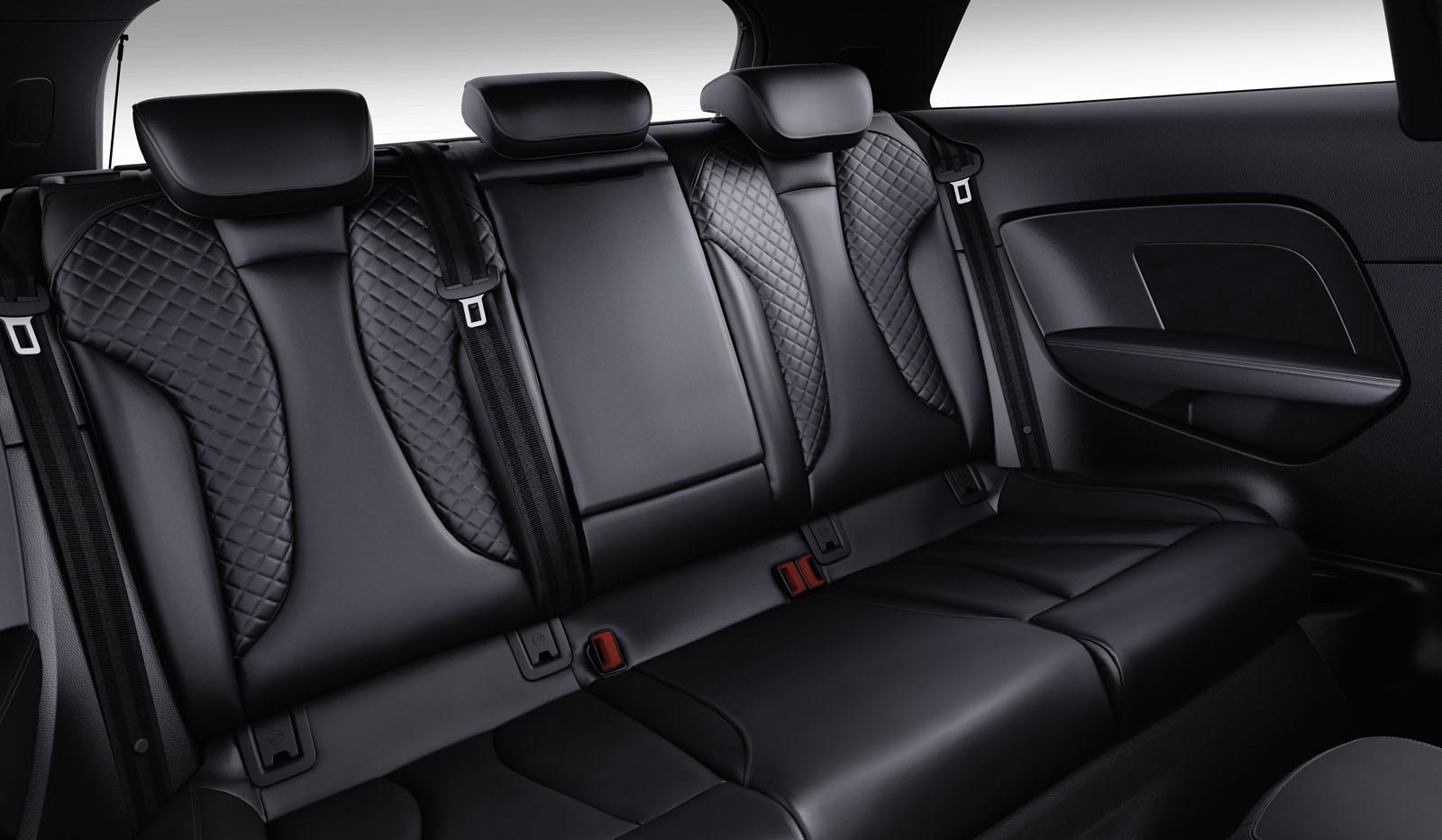 Nouvelle Audi A3 Et Audi S3 Profonde Mise 224 Jour
