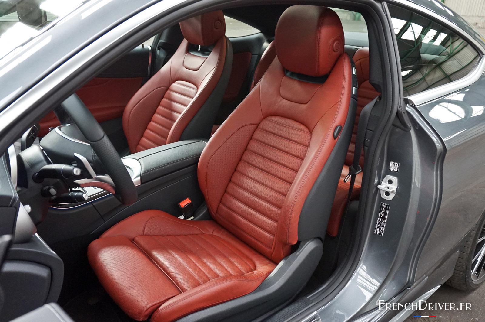 Essai De La Mercedes Classe C Coup 233 L 233 L 233 Gance