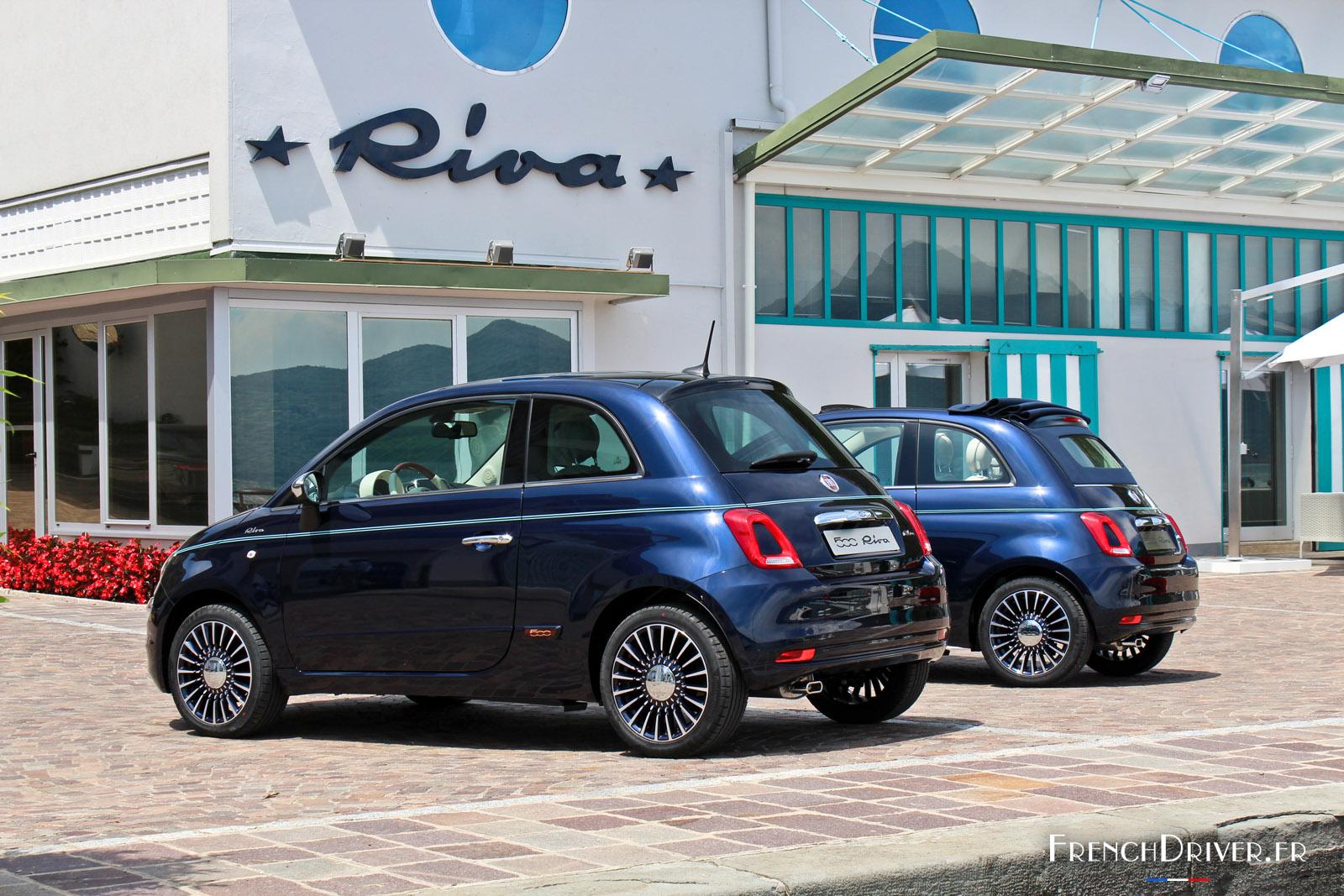 Nouvelle Fiat 500 Riva 171 Le Plus Petit Yacht Du Monde