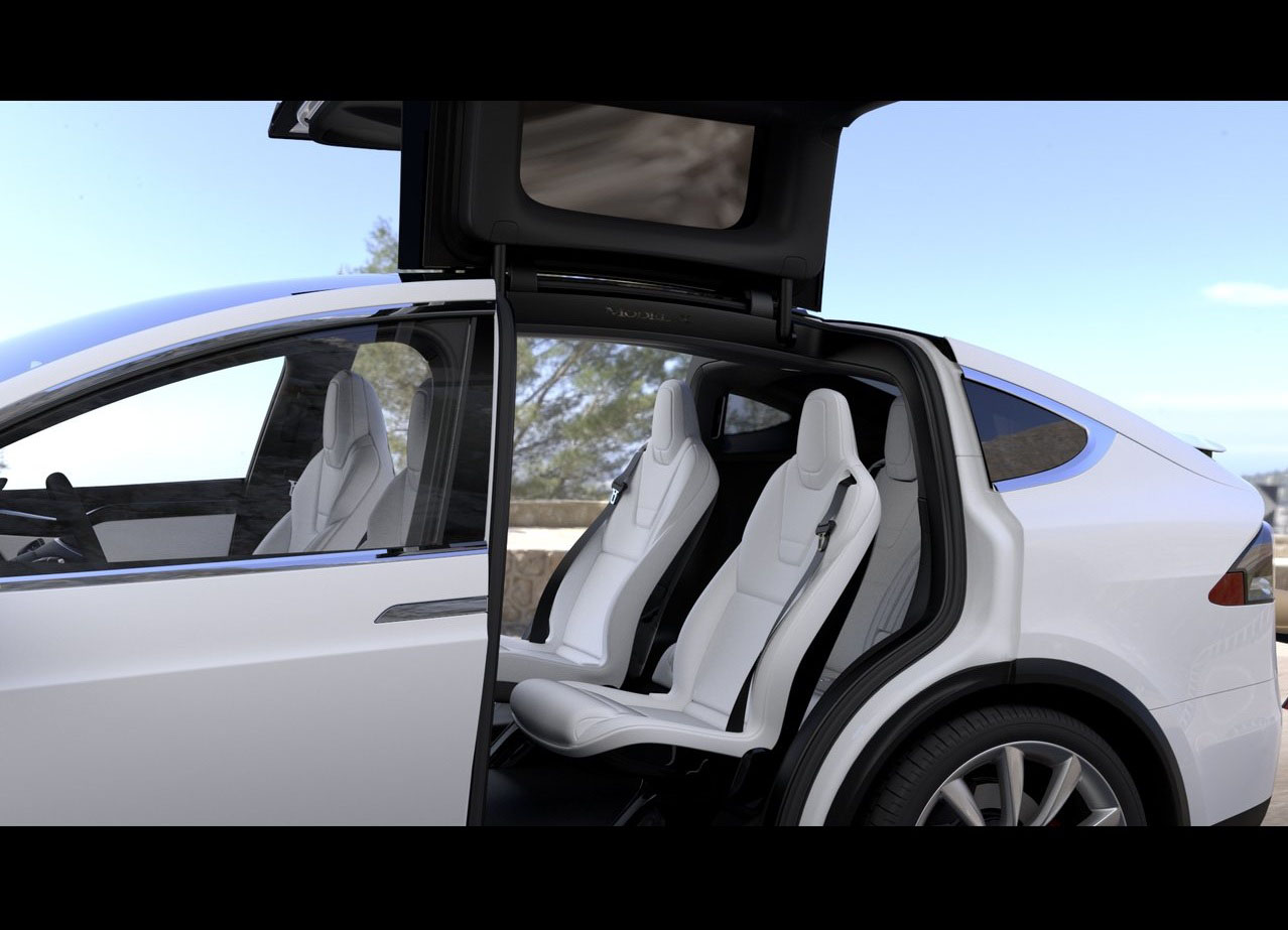 tesla d voile la nouvelle model x 60d french driver. Black Bedroom Furniture Sets. Home Design Ideas