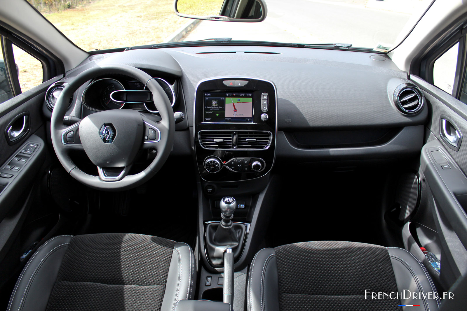 Essai De La Renault Clio Iv Restylee Le Jeu Des Sept