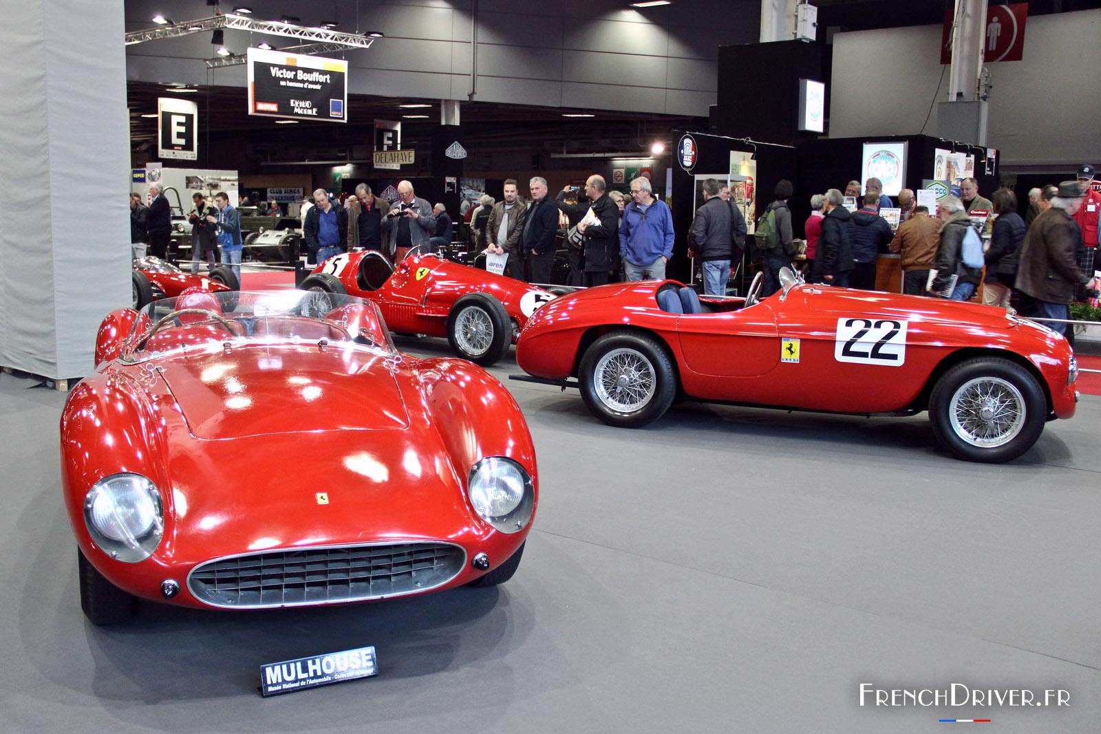 Salon des voitures anciennes paris 2017 for Salon du retromobile