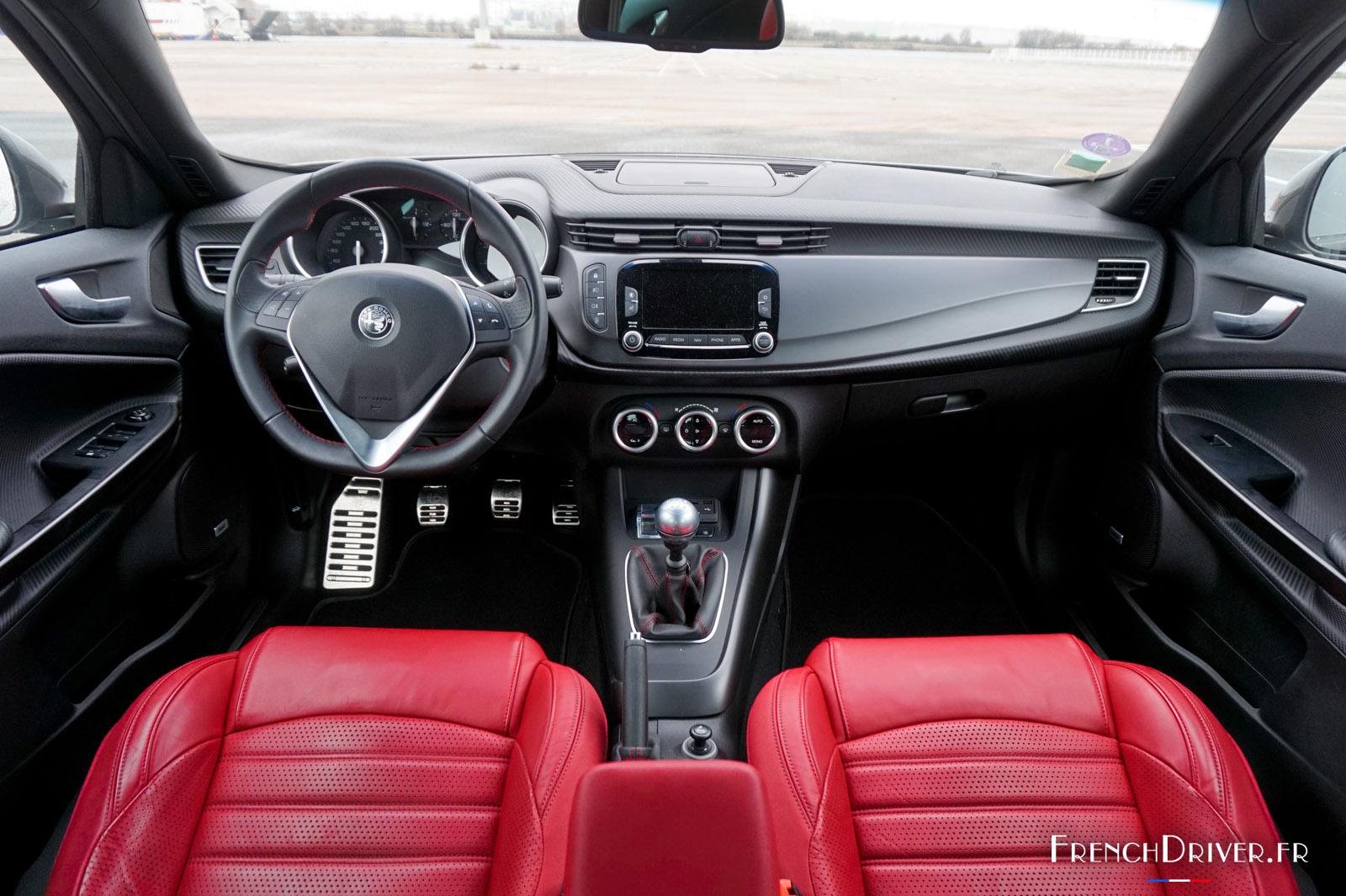2018 Alfa Romeo Giulietta >> Essai Alfa Romeo Giulietta Lusso : un air d'Italie - French Driver
