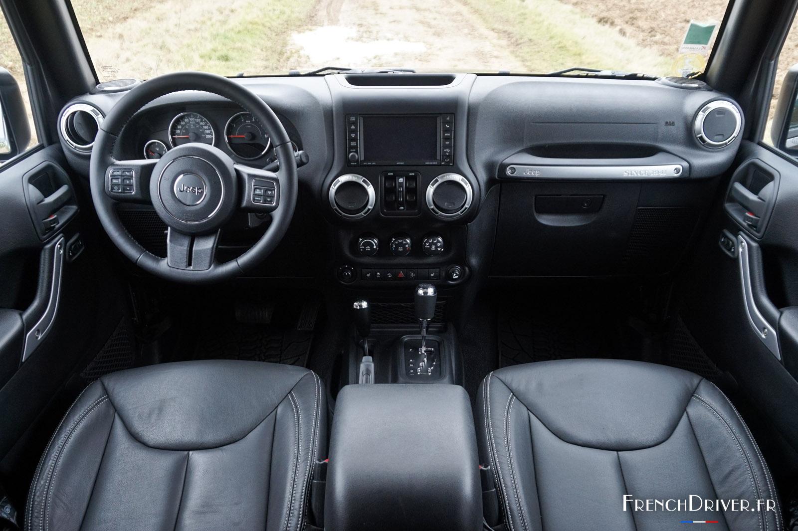 essai jeep wrangler incassable et inclassable french driver. Black Bedroom Furniture Sets. Home Design Ideas