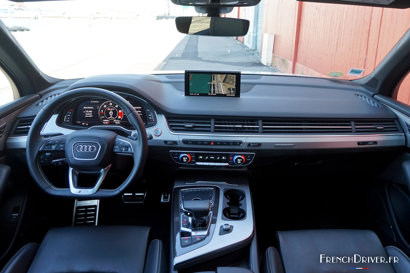 essai audi sq7 tdi un diesel surprenant french driver. Black Bedroom Furniture Sets. Home Design Ideas