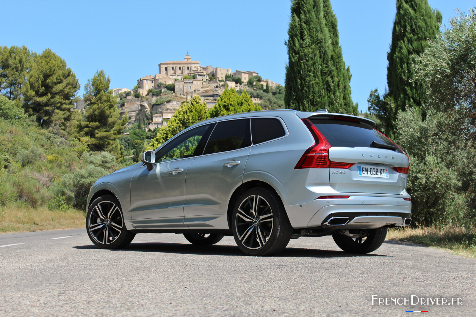 essai du volvo xc60 ii le plus raffin des suv french driver. Black Bedroom Furniture Sets. Home Design Ideas