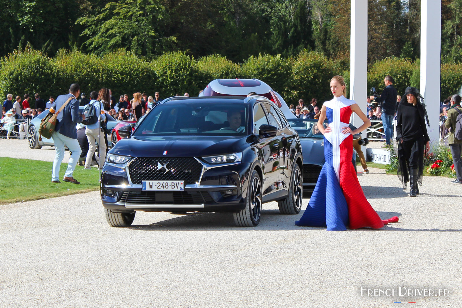 Photos Le Concours D El 233 Gance De Chantilly 2017 French
