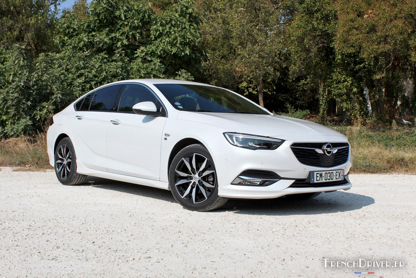 Essai Volvo Xc60 >> Essai Opel Insignia Grand Sport : nouvelle donne - French ...