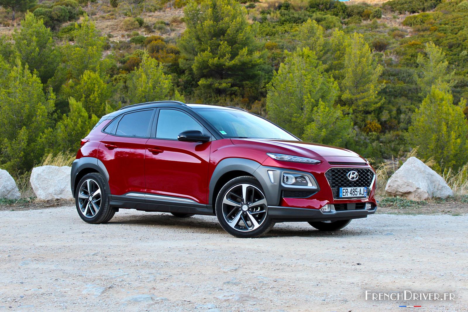 Lexus Essai Hyundai Kona Le Suv Urbain Et Audacieux French
