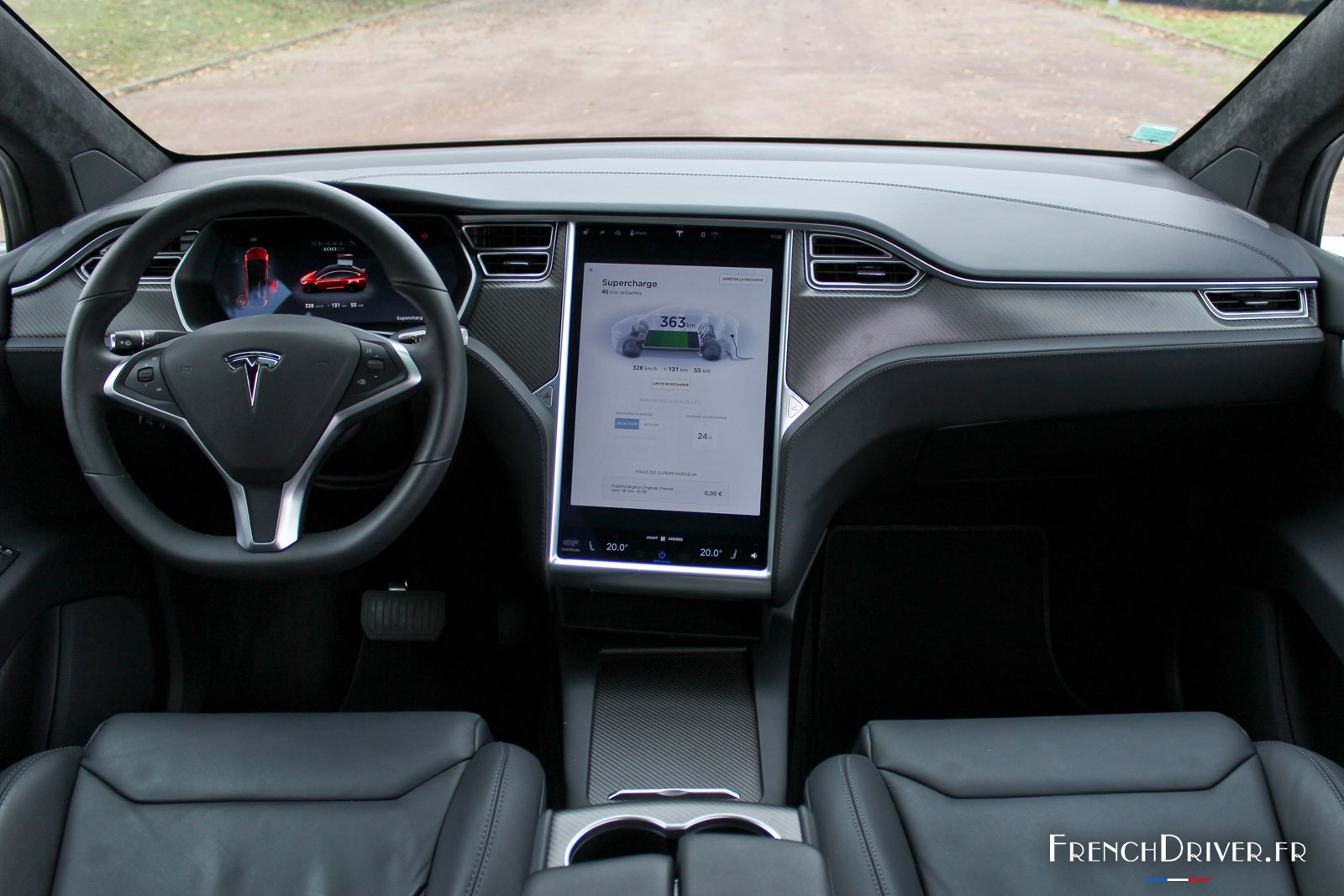 essai tesla model x 100d   la force tranquille