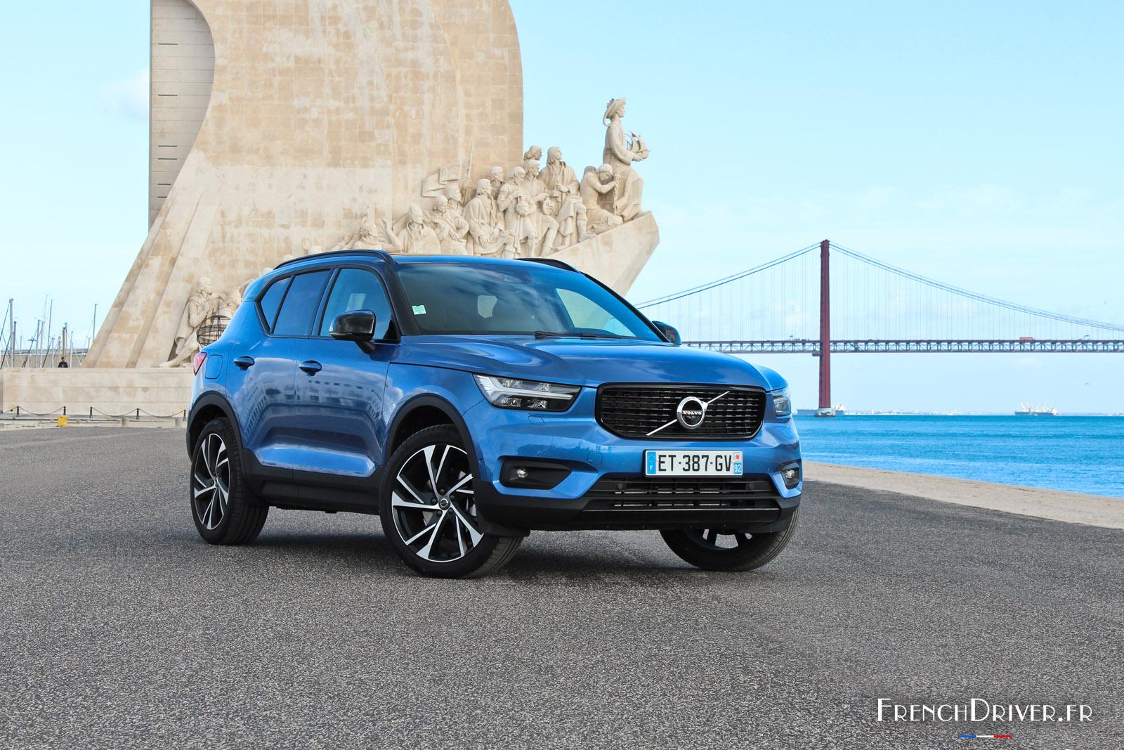Essai Volvo Xc40 >> Essai Volvo Xc40 Les Allemands Ont Du Souci A Se Faire French Driver