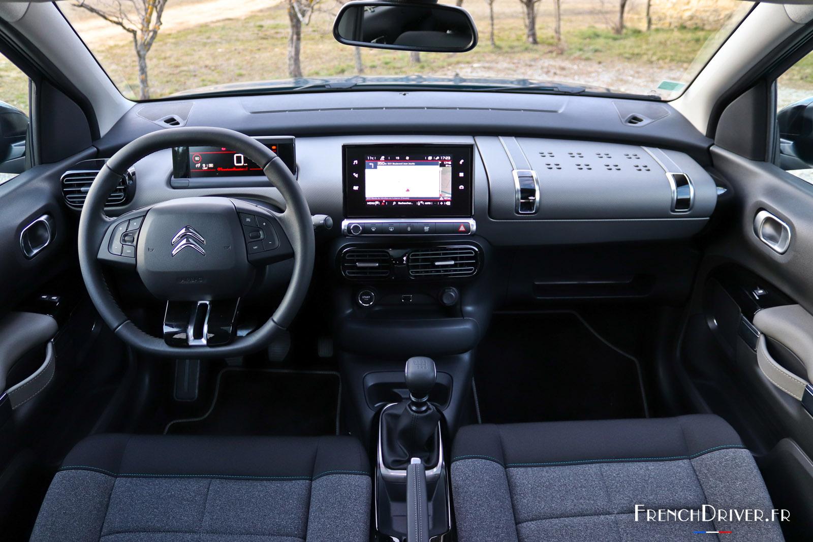 Essai Citroen C4 Cactus Restylee A Contre Courant French Driver