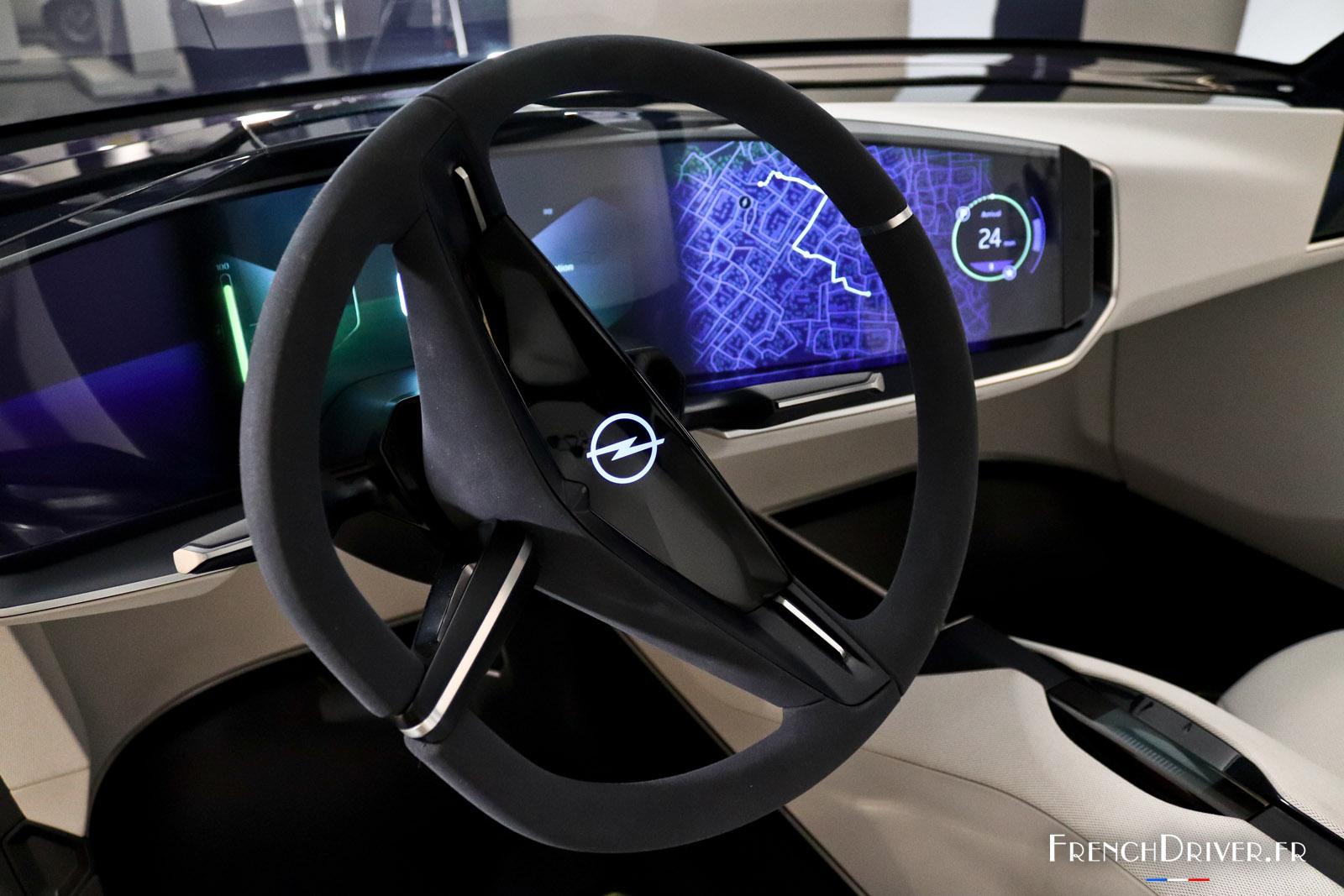 photos la d couverte du concept car opel gt x experimental french driver. Black Bedroom Furniture Sets. Home Design Ideas