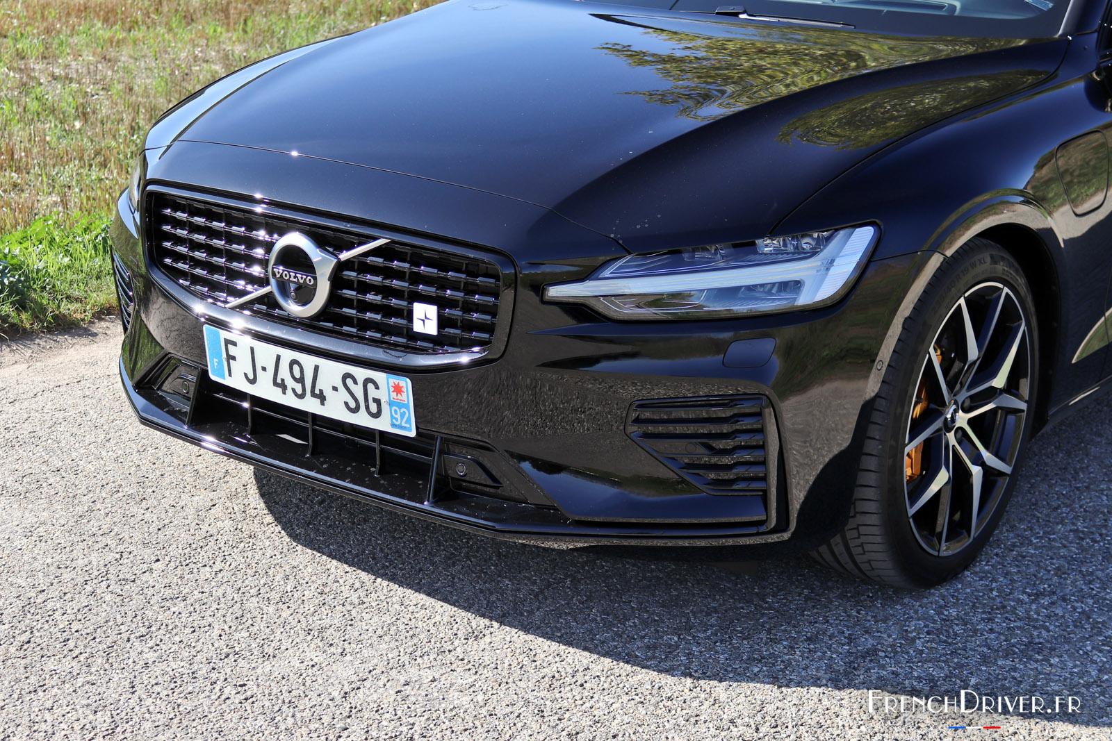Essai Volvo S60 Polestar Engineered : une nouvelle ...