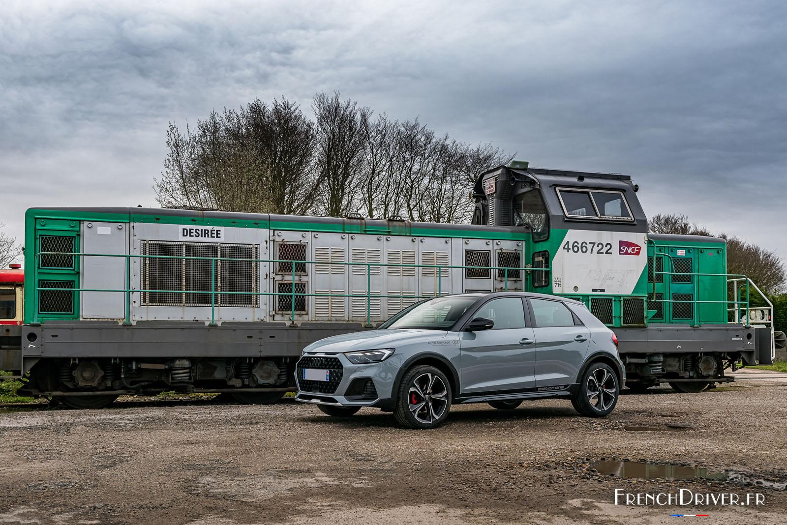Essai Audi A1 Citycarver 30 Tfsi 116 Citadine Pour La Campagne French Driver